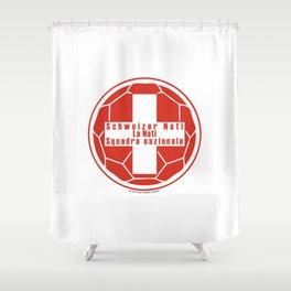 Switzerland Schweizer Nati, La Nati, Squadra nazionale ~Group E~ Shower Curtain