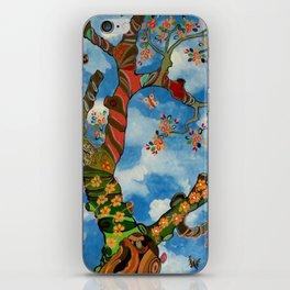 Tree of Life II - Male Marula Tree iPhone Skin