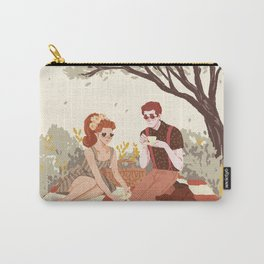 Hades & Persephone Picnic Carry-All Pouch