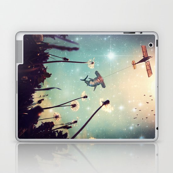 Flying Lessons Laptop & iPad Skin
