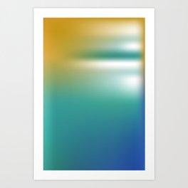 Intertidal 008 Art Print