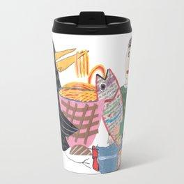 Lamen Bird. Travel Mug