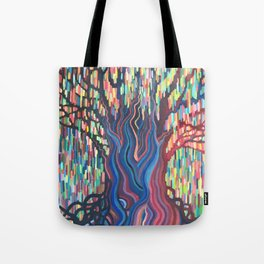 Weeping Willow Tote Bag