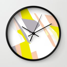let's have fun! / pattern no.2 Wall Clock