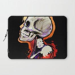 Bonehead 2 Laptop Sleeve