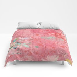 Painted Roses Comforters