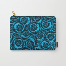 Rose   blue, blue... Carry-All Pouch