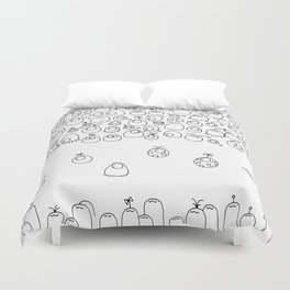 Munnen - Journey Duvet Cover