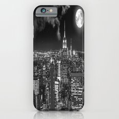 New York Under the Moon iPhone 6s Slim Case