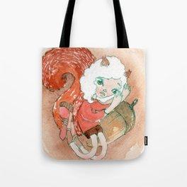 Princess Acorn Tote Bag