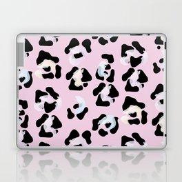 pink animal print Laptop & iPad Skin