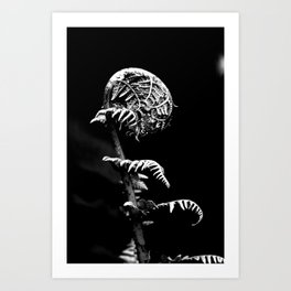 Fern Friend/New Beginnings Art Print