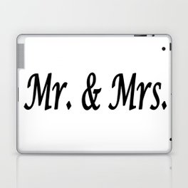 Mr. & Mrs. Laptop & iPad Skin