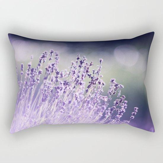 Spring Purple I Rectangular Pillow