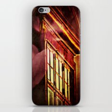 The window iPhone & iPod Skin