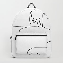 Cardiopulmonary Resuscitation Continuous Line Backpack
