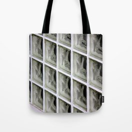 Cold As Glass Tote Bag