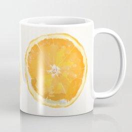 Two Oranges Coffee Mug