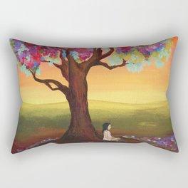 Being Rectangular Pillow