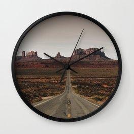 Run Forrest Wall Clock
