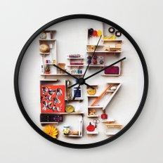Look Wall Clock