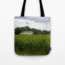 vineyards Tote Bag