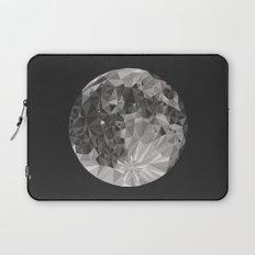 Abstract Full Moon Laptop Sleeve