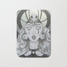 Priestess Nocturna Bath Mat