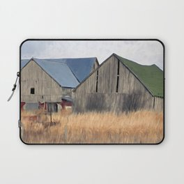 Old Barns Laptop Sleeve