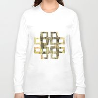 lotus Long Sleeve T-shirts featuring Lotus by Aloke Design