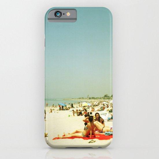 Summer Sun iPhone & iPod Case