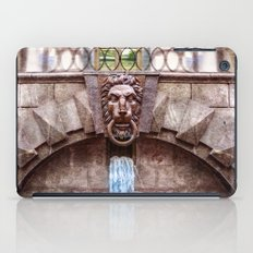 Weeping lion iPad Case