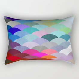 Scales Rectangular Pillow