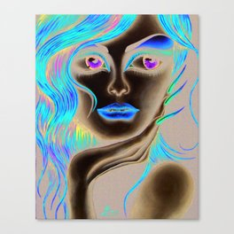 Solonge Canvas Print