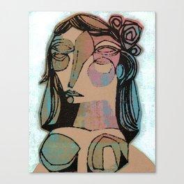 muse1 Canvas Print