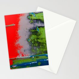 Derelict Charger Stationery Cards
