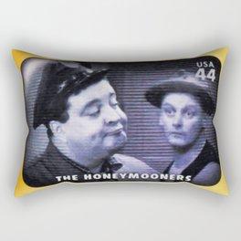 The Honeymooners Rectangular Pillow