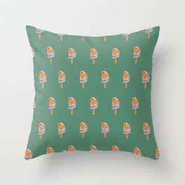 natural flavors Throw Pillow