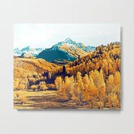 Theo #painting #digitalart #nature Metal Print