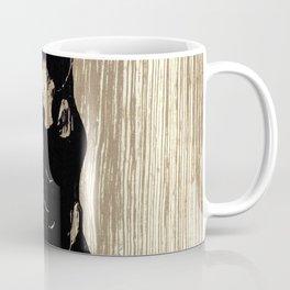 "Edvard Munch ""The Kiss"", 1897 Coffee Mug"