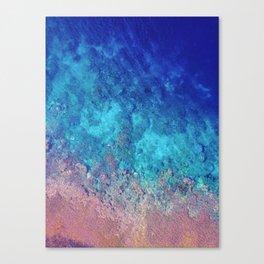 Tropical Sea Coral Canvas Print
