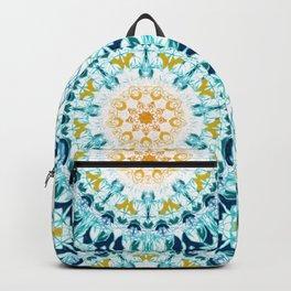 Mustard & Teal Mandlaa Backpack