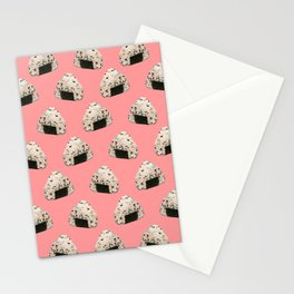 Onigiri Stationery Cards
