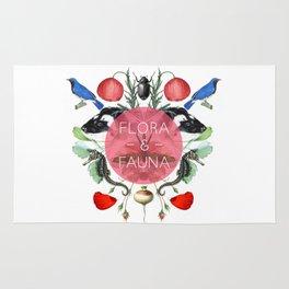 Flora & Fauna Rug