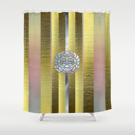 HALCYON CURRENT Shower Curtain
