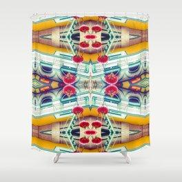 San Fran No.1 Shower Curtain
