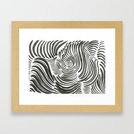 stir Framed Art Print