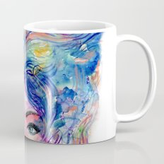 Colorful explosion Mug