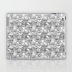 Oh English Bulldog Laptop & iPad Skin
