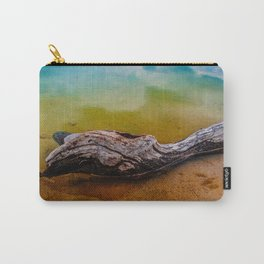 Drifting in a colorful world Carry-All Pouch